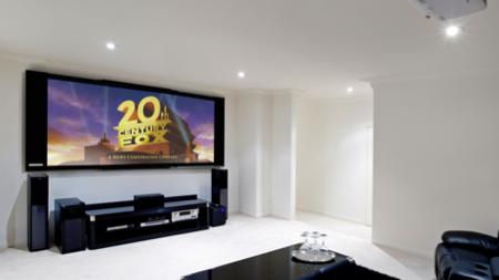 ecran home cin ma design screen design screen. Black Bedroom Furniture Sets. Home Design Ideas