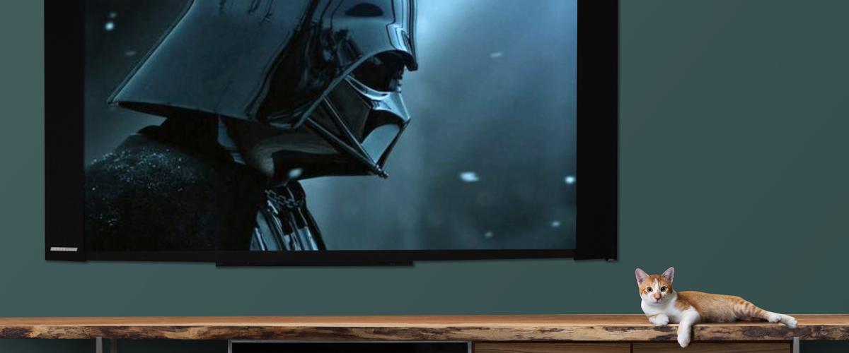 ecran de projection -Design Screen