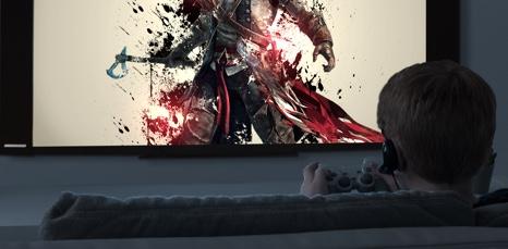ecran gaming