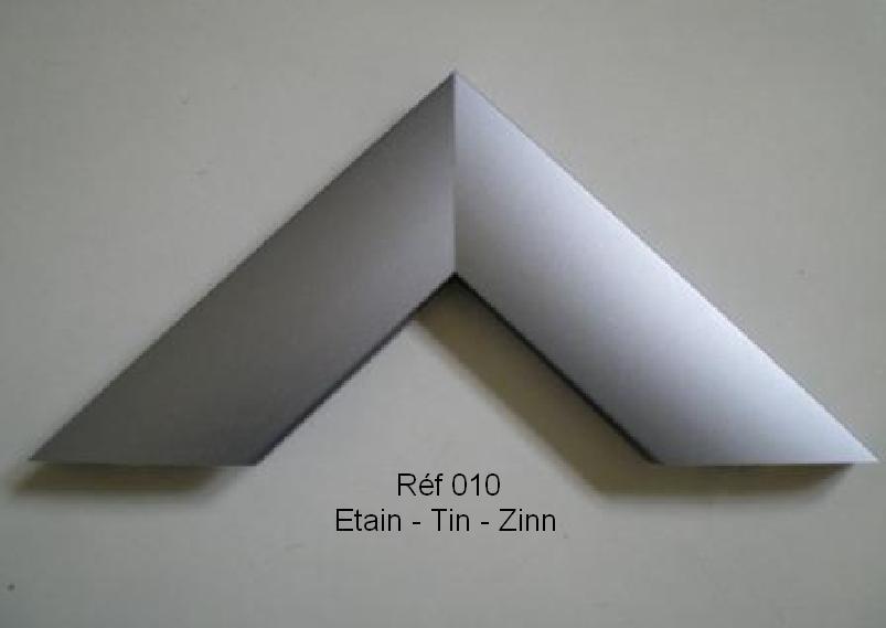 Cadre en aluminium TIN 010